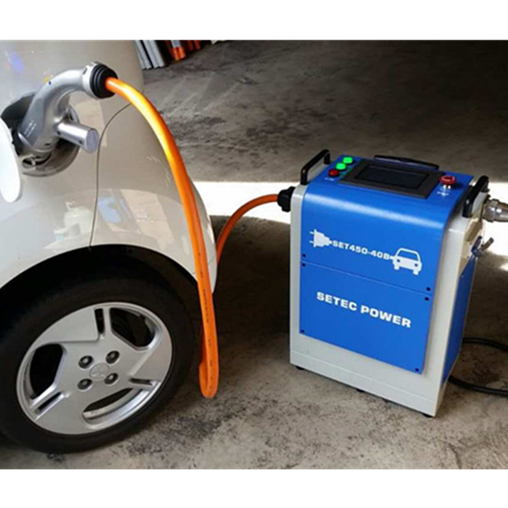 Chademo Portable Dc Fast Electric Vehicle Ev Charger