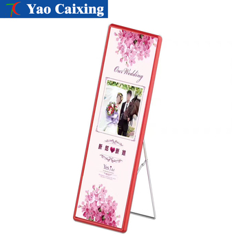 Merveilleux Indoor Poster Hd P2.5 Led Display Screen,Yao Cai Xing Ultra Thin Interior  Full Color High Definition Poster Screen   Buy Poster Led Display,Led Full  ...