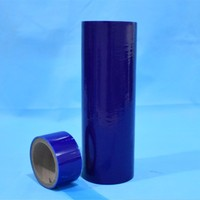 Blue / Orange / Clear PE protective film customized for surface protection