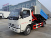 DFAC 6wheels garbage truck with good price for sale 008615826750255 (Whatsapp)