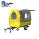JX-FR220B Street Fashion Customers Favorite China Food Trailer For Sale South America