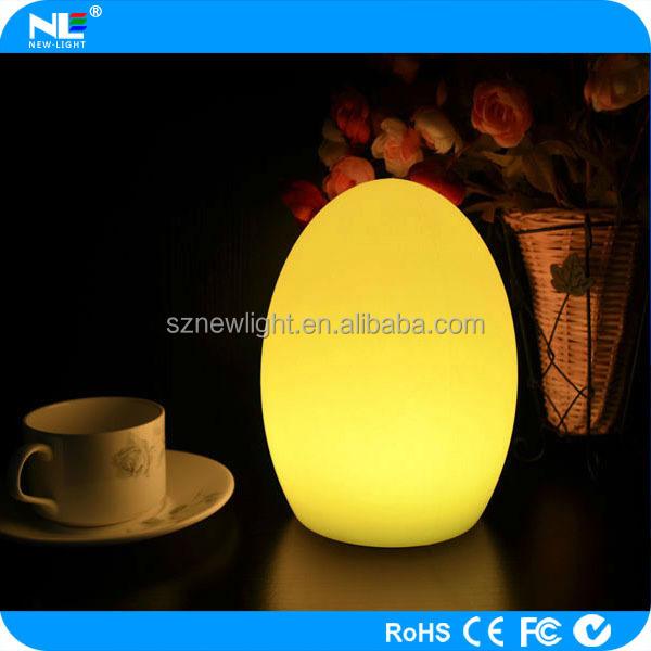 19cm Led Egg Bar Light Illuminate Led Floor Ball Lamp Outdoor ...