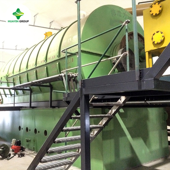 Pyrolysis Manufacturer of Convert Plastics Tires Waste To Fuel Oil in XinXiang City
