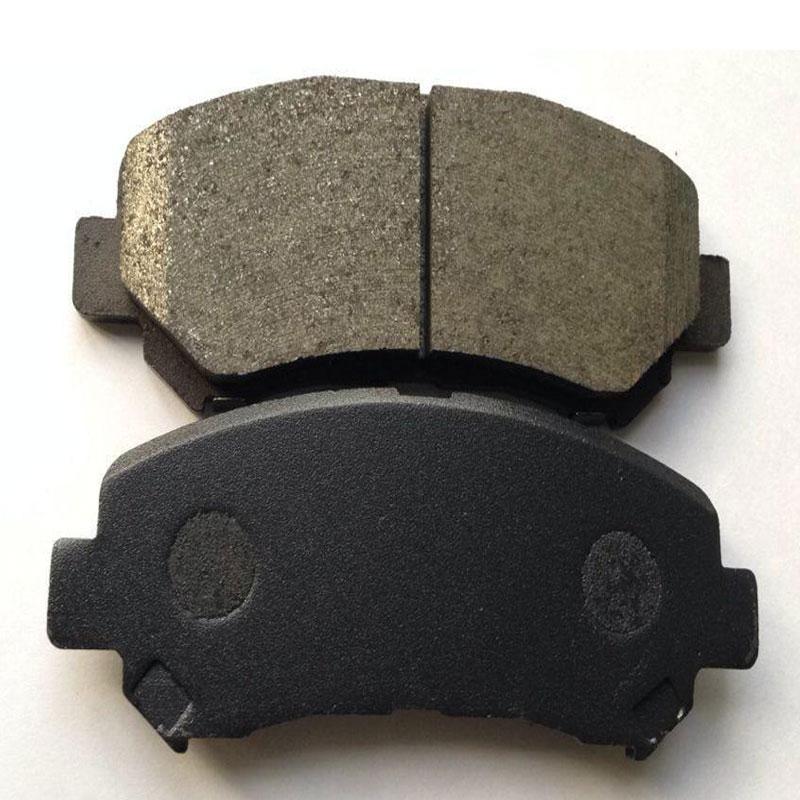 Ferodo FDB980 Low Steel Disc Brake Pad Set