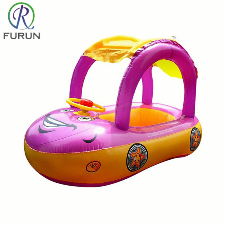 Inflatable Baby Seat Float Raft Chair Water Toy Swimming baby swimming float