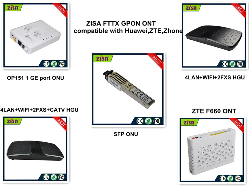 Smart Equipment Huawei Ftth Gpon Ont Modem Same With Hg8247h