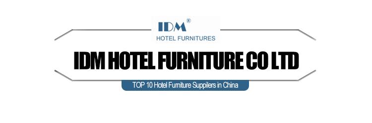 IDM-247 Nền Kinh Tế Mới Hiện Đại Năm Sao Khách Sạn Đồ Nội Thất Khách Sạn Đồ Nội Thất Phòng