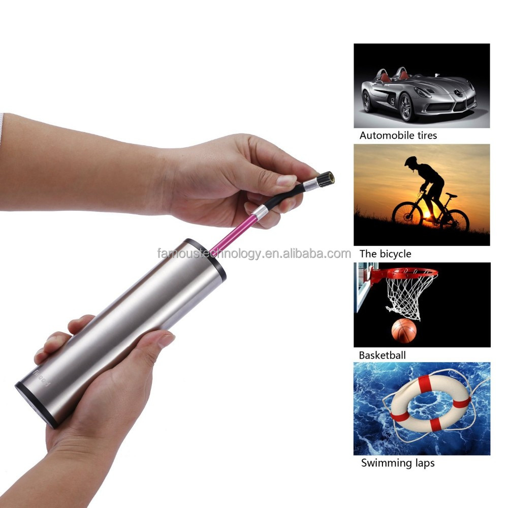 Shenzhen Famous Tech AP-103 rechargeable 12volt 200PSI Air inflator Pump for Car , Motorcycle, Bicycle