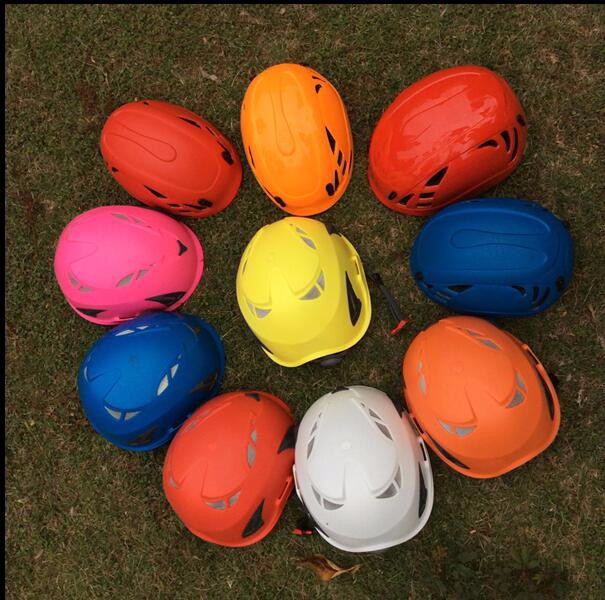 Hot Item Sport Big Wall Climbing Helmet With En12492 Approval ...