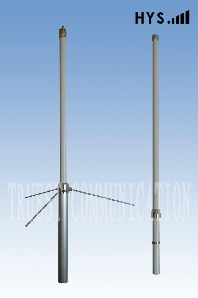 1.2M 2 Sections Best UHF VHF Fiberglass Outdoor Antenna