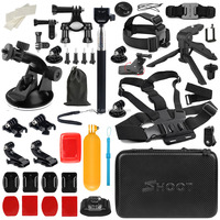 Wholesale Price Action Camera Accessories for Gopro hero 7 camera, for Gopro Hero 5 Accessories Sets