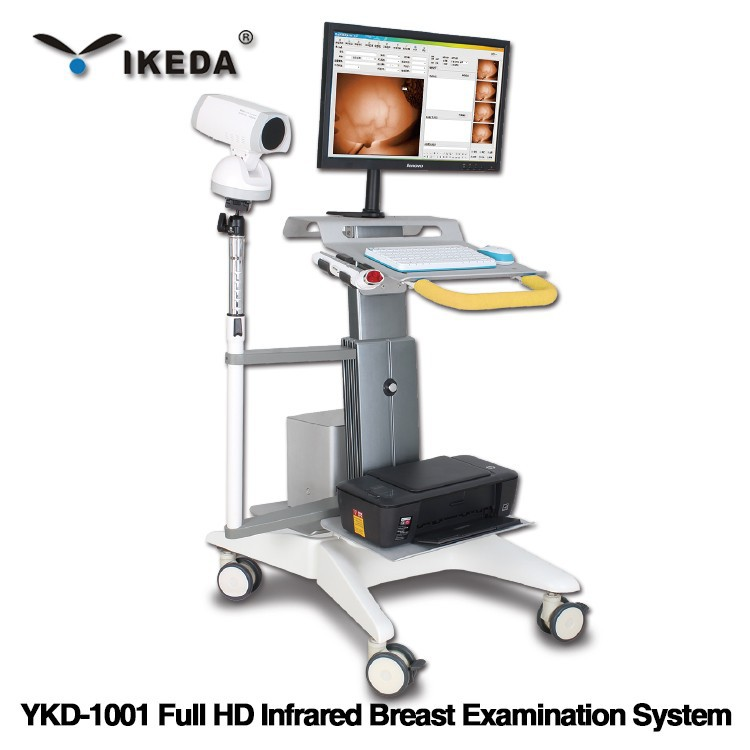 Gynecology infrared breast detective camera