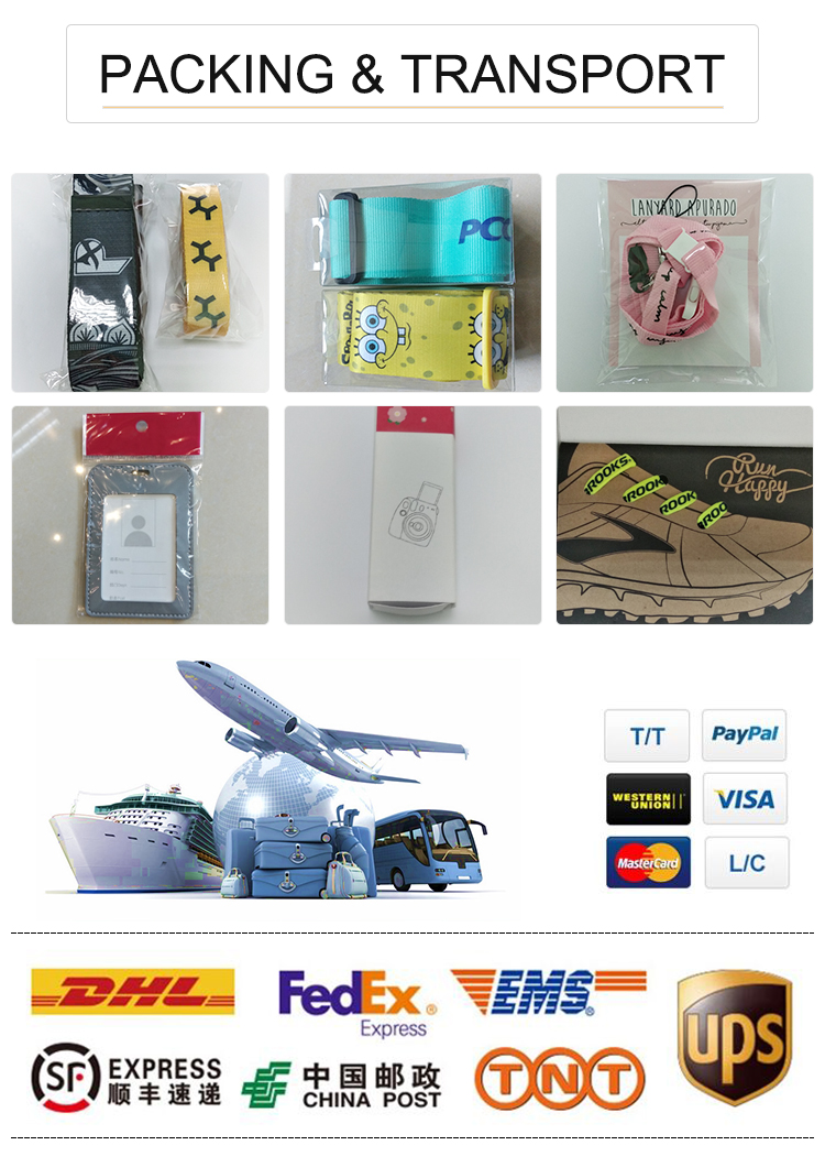 New Design Customized LOGO Carry-on Luggage Straps with Digital Scales