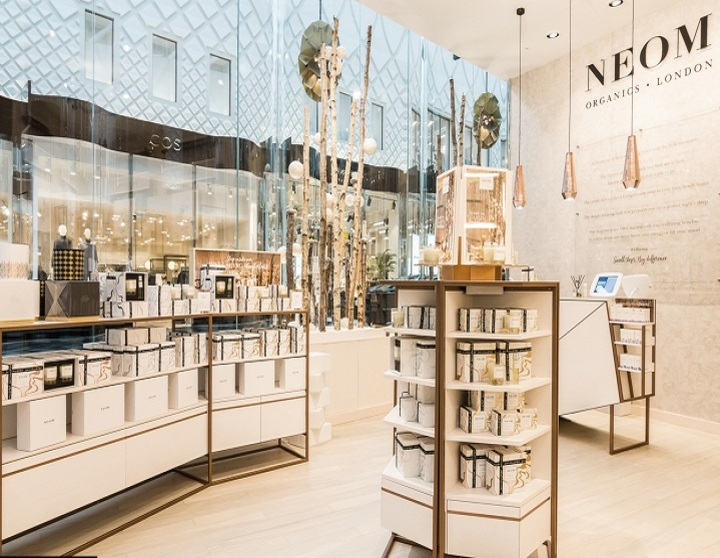 Perfume Brand Store for Perfume Display Cabinet
