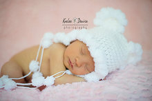Free shipping Knit NB 6years Infant hat Handmade crochet baby hat Newborn Photography Prop 100 cotton
