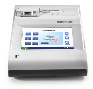 Edan i15 Portable Blood Gas Analyzer Hospital Analytical Instruments