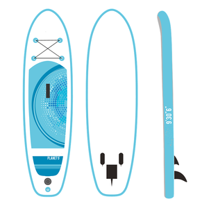 Strong and durbale soft top surfboard paddle board made in China