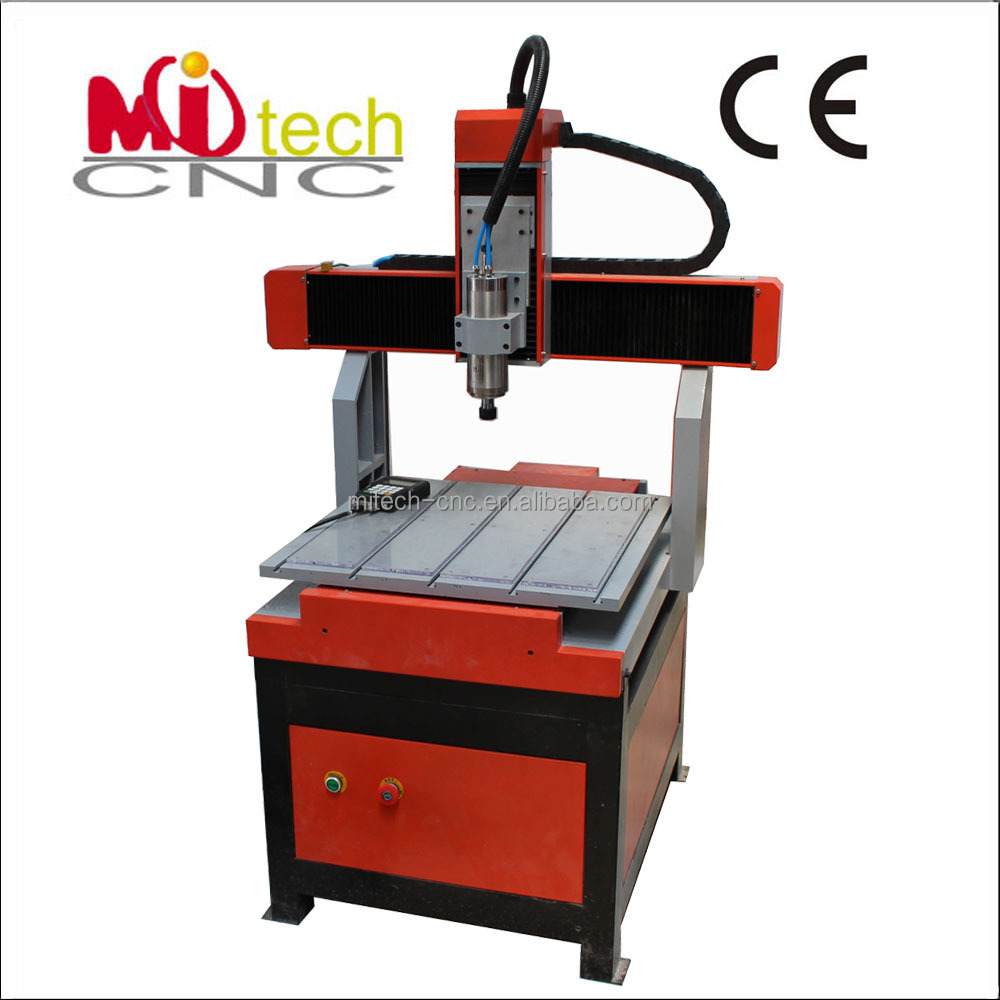6060 cast iron cnc milling machine kit / 3d cnc wood milling machine