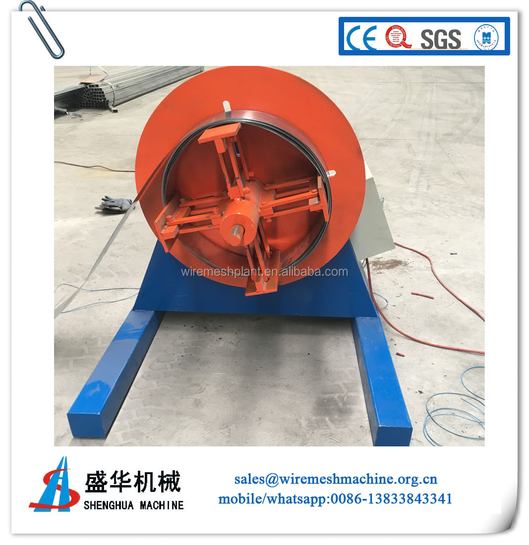 Factory Directly double loop barbed wire machine With Long-term Technical Support