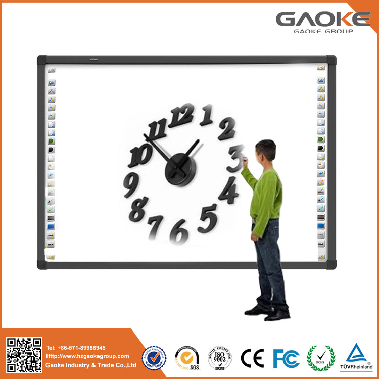 2017 interactive whiteboard, digital smart board, presentation equipment, projection screen, educational supplies
