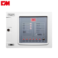 Home Security Fire Alarm Control Panel System