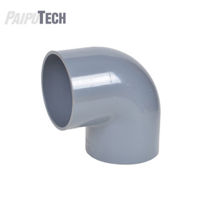 Plastic Pipe Fittings UPVC Elbow 90 Degree for Water
