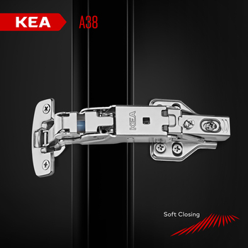 High quality furniture hardware soft close full overlay adjustable kitchen cabinet cupboard hydraulic hinges