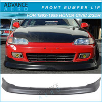 For 10-12 Hyundai Genesis Coupe Pu Tc Style Front Bumper Lip ...