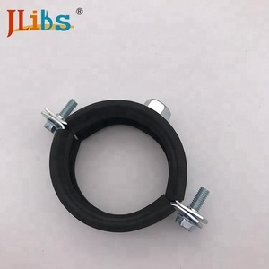 M10 pipe clips pipe support clamps