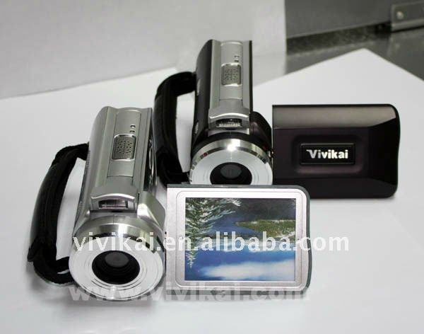 STOCK Professional 1080P 16.0MegaPixels Digital camcorder with 3.0inch TFT LCD screen