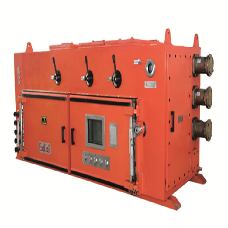 QJZ1-1800/1140-8Mining Flameproof and intrinsically safe vacuum multi-motor starter