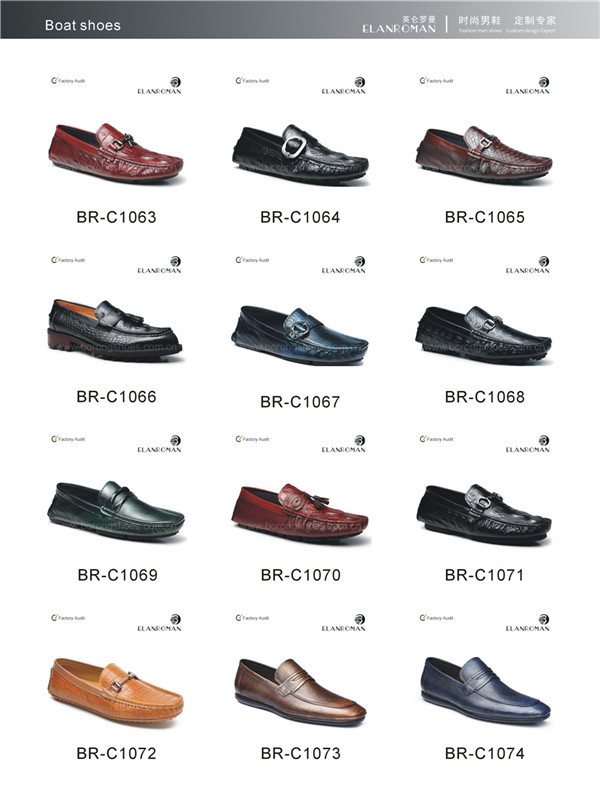 New Model Boat Shoes Canvas Shoes For Men Top Brands Wholesale View