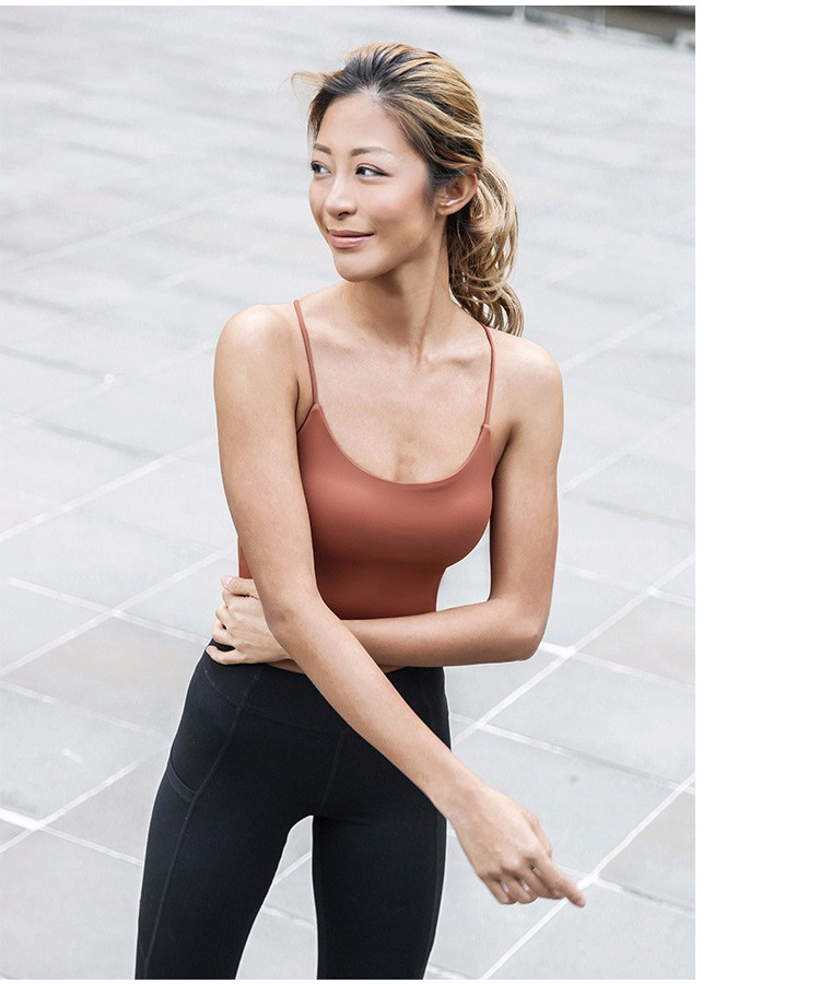 2018 Mesh Fitness Yoga Tops Breathable Sportswear Women T Shirt Suit Quick-dry Running Sports Clothing Sleeveless Gym Yoga Vest 4