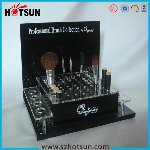 Countertop Lip : Countertop Rotating Acrylic Lipstick Holder Lip Gloss Display Stand ...