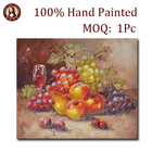 Canvas Art Wall Hanging Oil Paintings Of Pictures Of Fruits