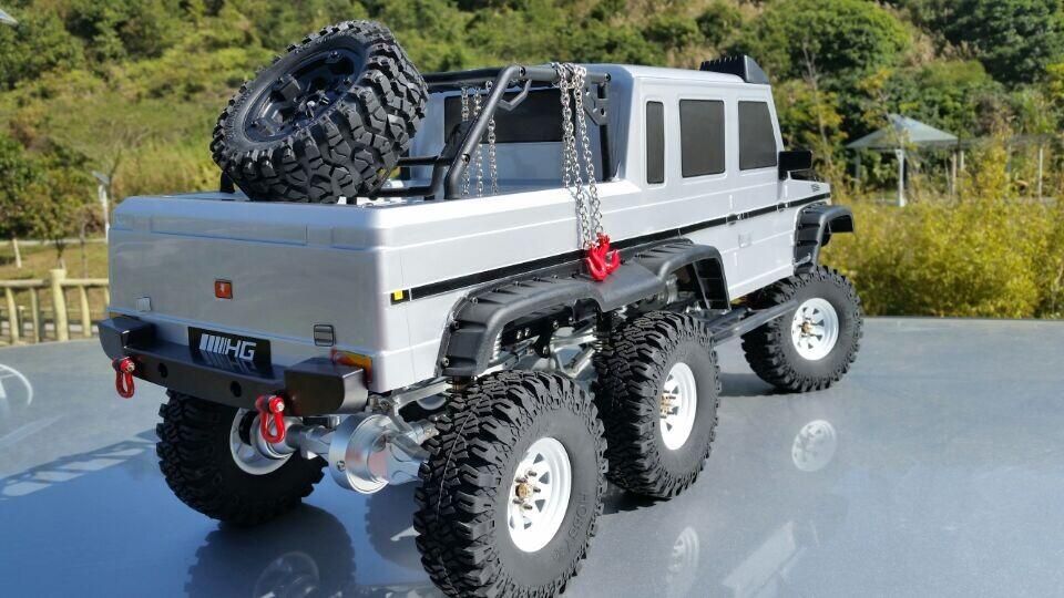 Jka 1/10 6x6 Rock Crawler Surp Wild Gallop Rc Truck - Buy 6wd ... Rc Truc on