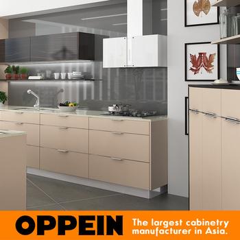 Oppein One-stop Solution Service Luxury Modern European Laminate Kitchen  Furniture Cabinets - Buy Kitchen Cabinets New Design,Modern European  Kitchen ...