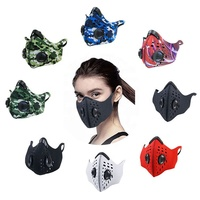 dust mask Color and respirator with valve