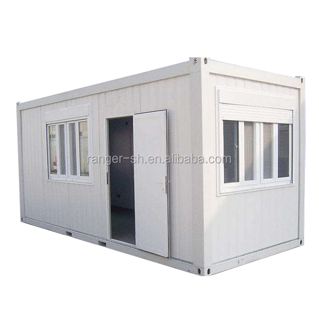 one bedroom one kitchen one wash room container house for sale