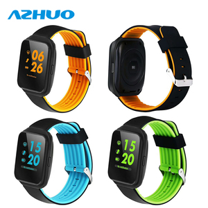 Factory Lowest Price T668 Z40 Smart Watch MTK2502d Heart Rate for iPhone and Android