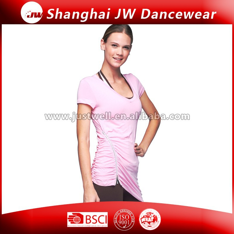 High quality Ladies Short-sleeve Tops,Crop Top ,Pretty Jersy