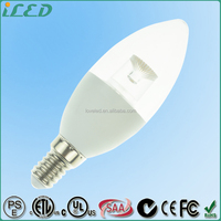 Buy E14 R38 5W led candle light in China on Alibaba.com