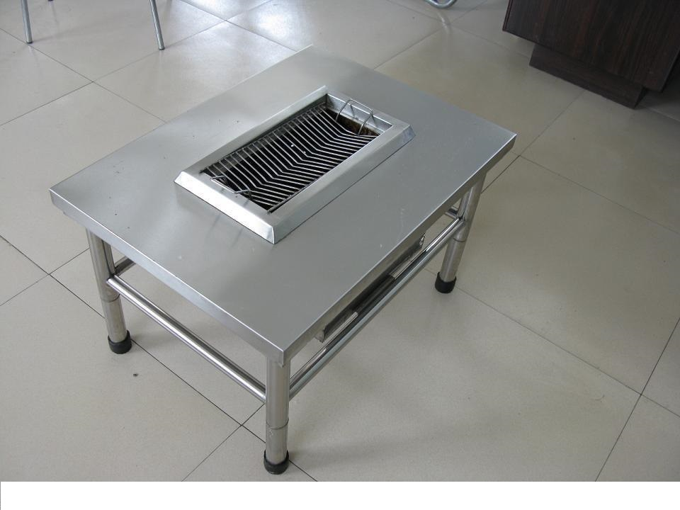 high quality china manufacturer AR-20161056 Kamado Grill Table