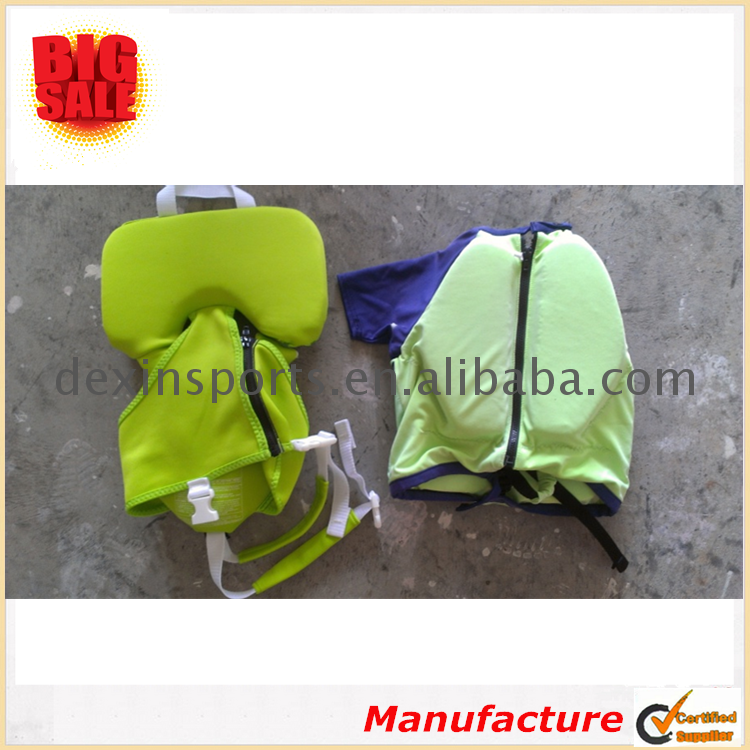Factory supply baby swimming life jacket