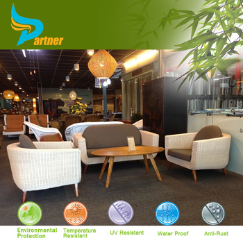 Garden Furniture For Kids factory sale restaurant sofa set kids table and chair rattan high