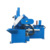 GS260 high automatic band saw with electric roller conveyor