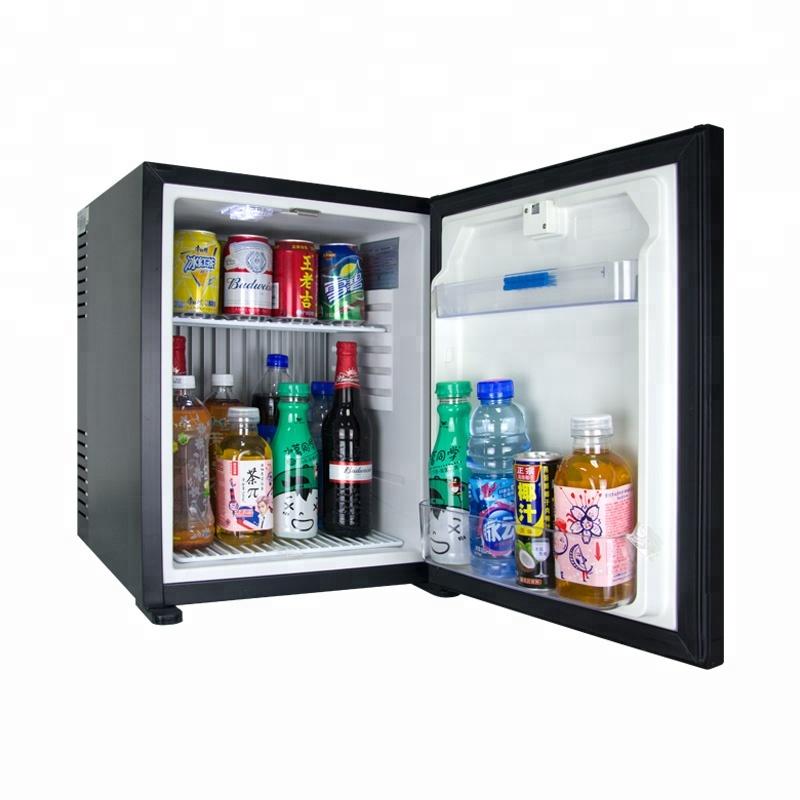 Yüksek kaliteli fantezi tasarım emme mini bar, otel gürültüsüz mini buzdolabı