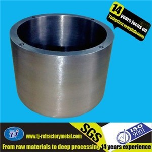 Factory reasonable price tungsten crucible price