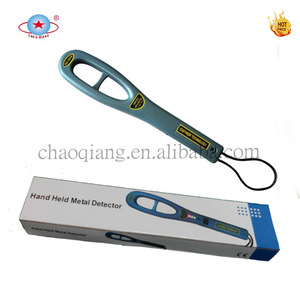 Metal safety inspection and detection instrument