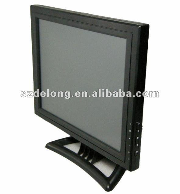 "17"" Second Hand Lcd Touchscreen Monitor Resolution1280*1024 With vga"